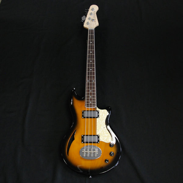 Shop online for Lakland Skyline Hollowbody 30, 4-String Electric Bass Guitar today.  Now available for purchase from Midlothian Music of Orland Park, Illinois, USA