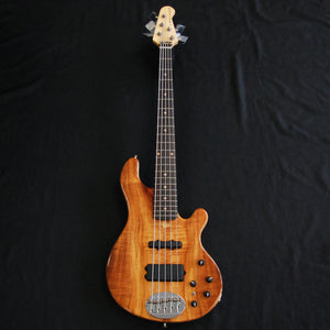 Shop online for Lakland USA Series 55-94 Deluxe Koa 5 String Electric Bass Guitar [7676] today. Now available for purchase from Midlothian Music of Orland Park, Illinois, USA