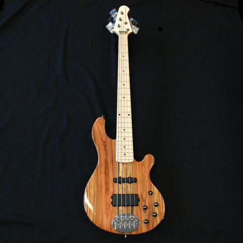 Shop online for Lakland USA Series 55-94 Deluxe Pistachio 5 String Electric Bass Guitar [7650] today.  Now available for purchase from Midlothian Music of Orland Park, Illinois, USA