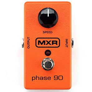 Shop online for MXR M101phase 90 Effect Pedal [AB98H333] today.  Now available for purchase from Midlothian Music of Orland Park, Illinois, USA