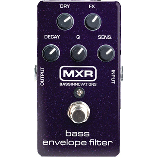 MXR M82 bass envelope filter Effect Pedal