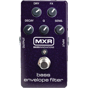 Shop online for MXR M82 bass envelope filter Effect Pedal [AC01Y320] today.  Now available for purchase from Midlothian Music of Orland Park, Illinois, USA