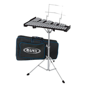 Shop online for Mapex MK32PC Bell Set Percussion Kit w/Roller Cart today. Now available for purchase from Midlothian Music of Orland Park, Illinois, USA