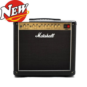 "Shop online for Marshall DSL20CR Dual Super Lead 2-Channel 20w 1x12"" Tube Guitar Combo Amplifier [VO1099E62U] today.  Now available for purchase from Midlothian Music of Orland Park, Illinois, USA"