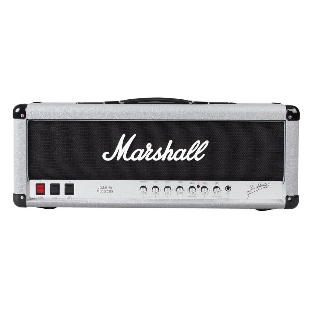 Marshall 2555X Silver Jubilee Re-issue 100 Watt Tube Amplifier