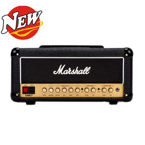 Shop online for Marshall DSL20HR 20W All Tube Guitar Amplifier Head [V010958F8U] today. Now available for purchase from Midlothian Music of Orland Park, Illinois, USA