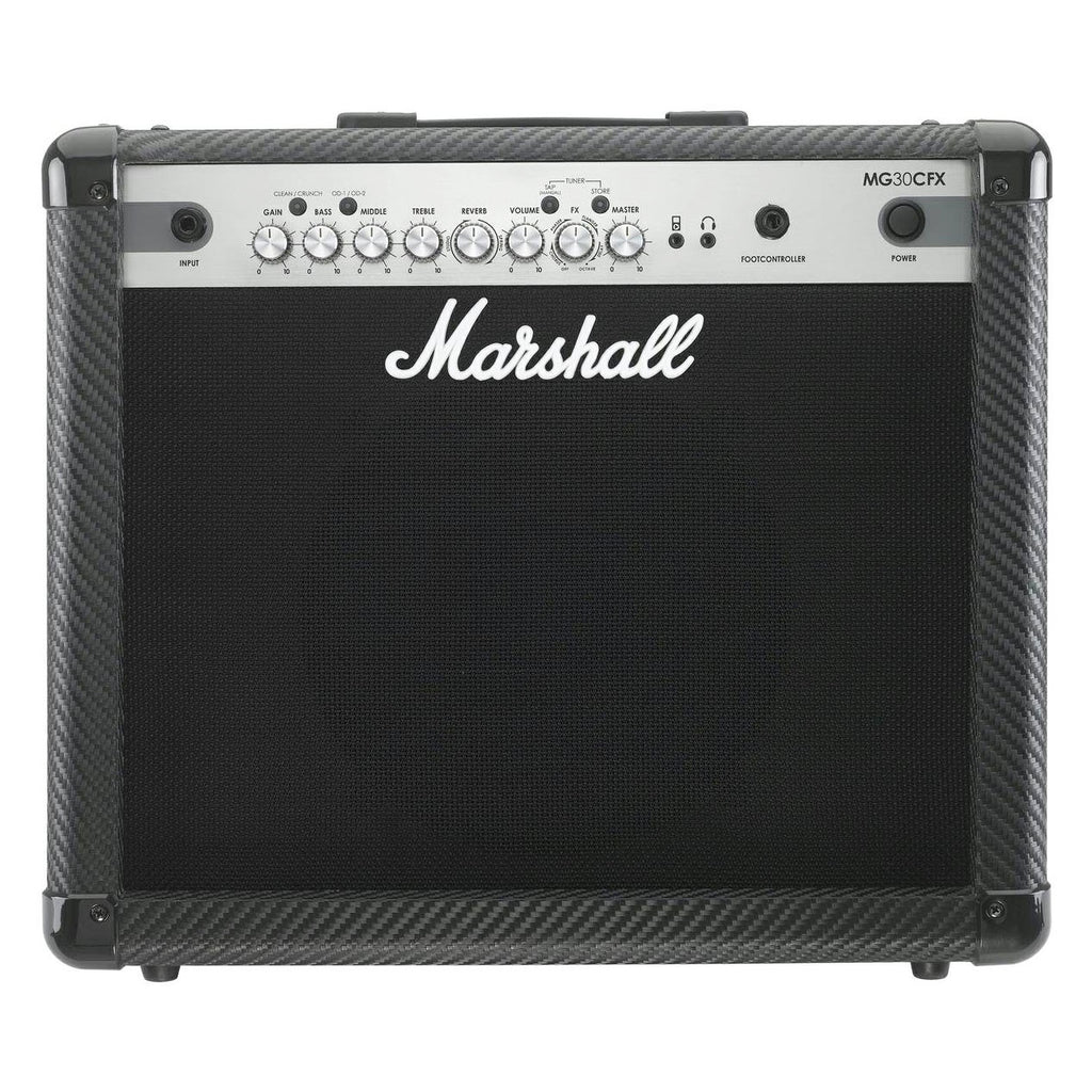 Marshall MG30CFX  30 Watt 1x10 Combo Guitar Amp With Effects