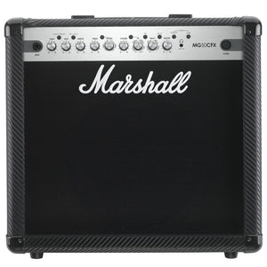 Shop online for Marshall M-MG50CFX-U 50w 1x2 Combo Guitar Amplifier today.  Now available for purchase from Midlothian Music of Orland Park, Illinois, USA