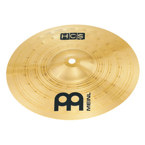 "Shop online for Meinl HCS 10"" Splash Cymbal HCS10S today. Now available for purchase from Midlothian Music of Orland Park, Illinois, USA"