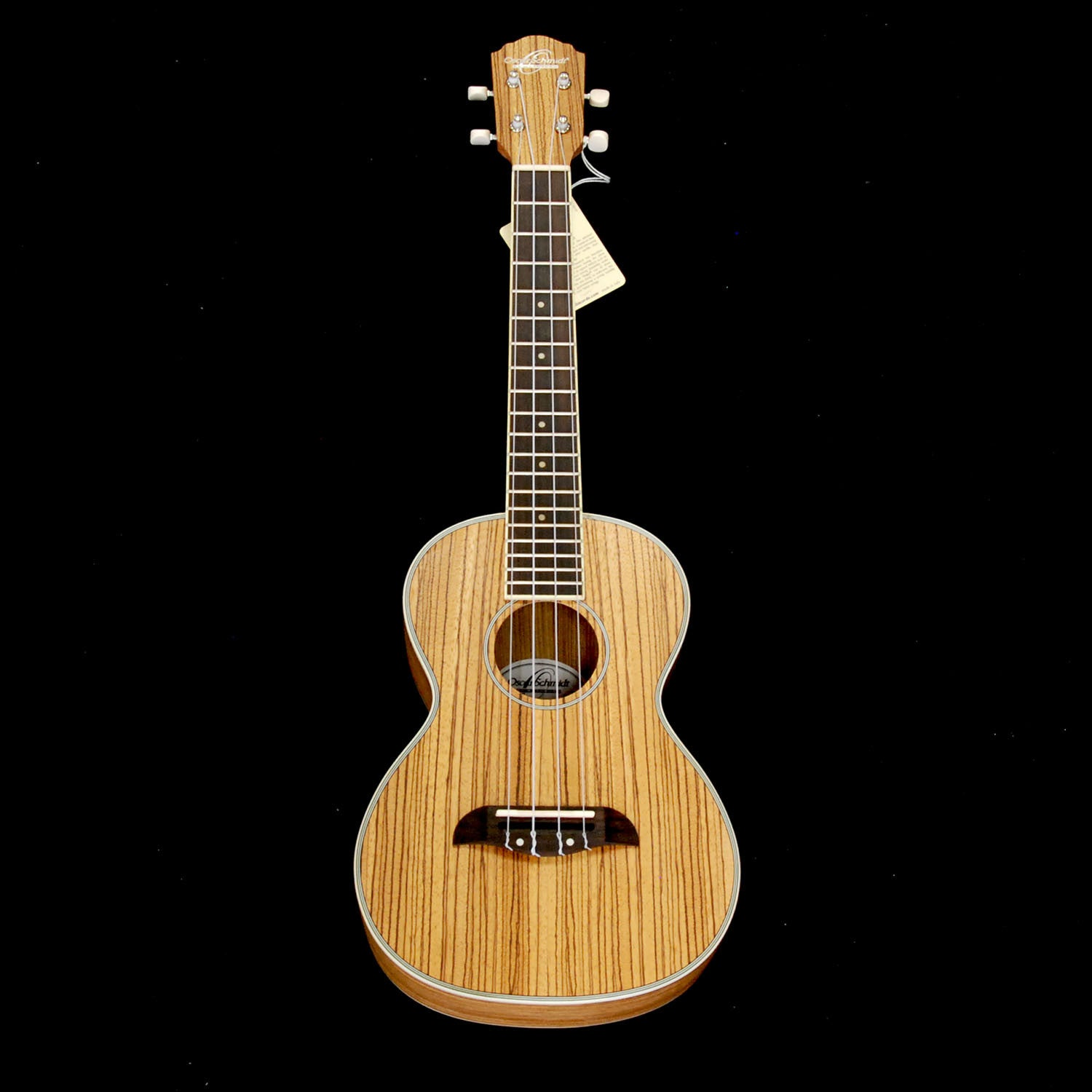 Shop online for Oscar Schmidt OU320 Concert Ukulele Striped Rosewood today.  Now available for purchase from Midlothian Music of Orland Park, Illinois, USA