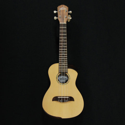 Shop online for Oscar Schmidt OU500C Concert Comfort Body Ukulele Spruce/Koa today.  Now available for purchase from Midlothian Music of Orland Park, Illinois, USA