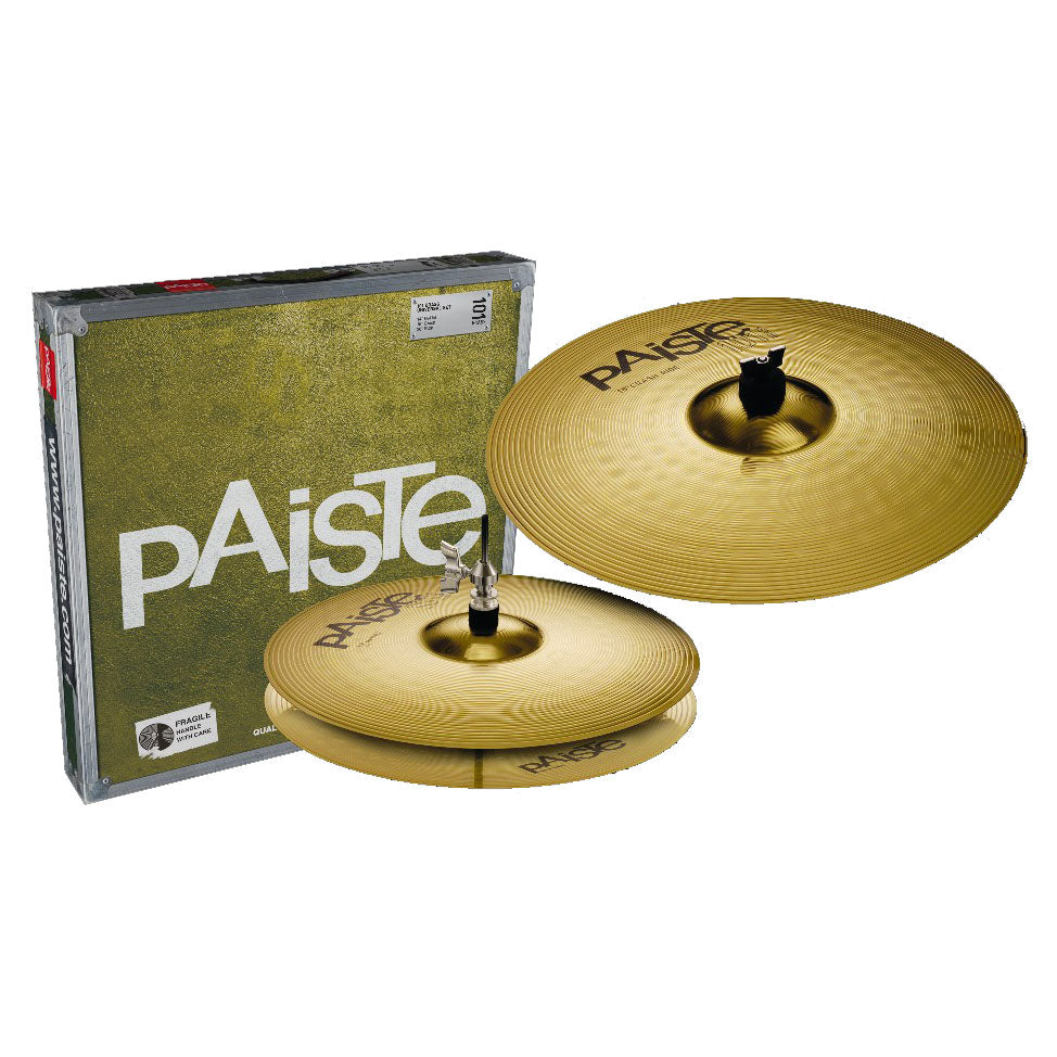 Paiste PST3 Drum Cymbal Pack