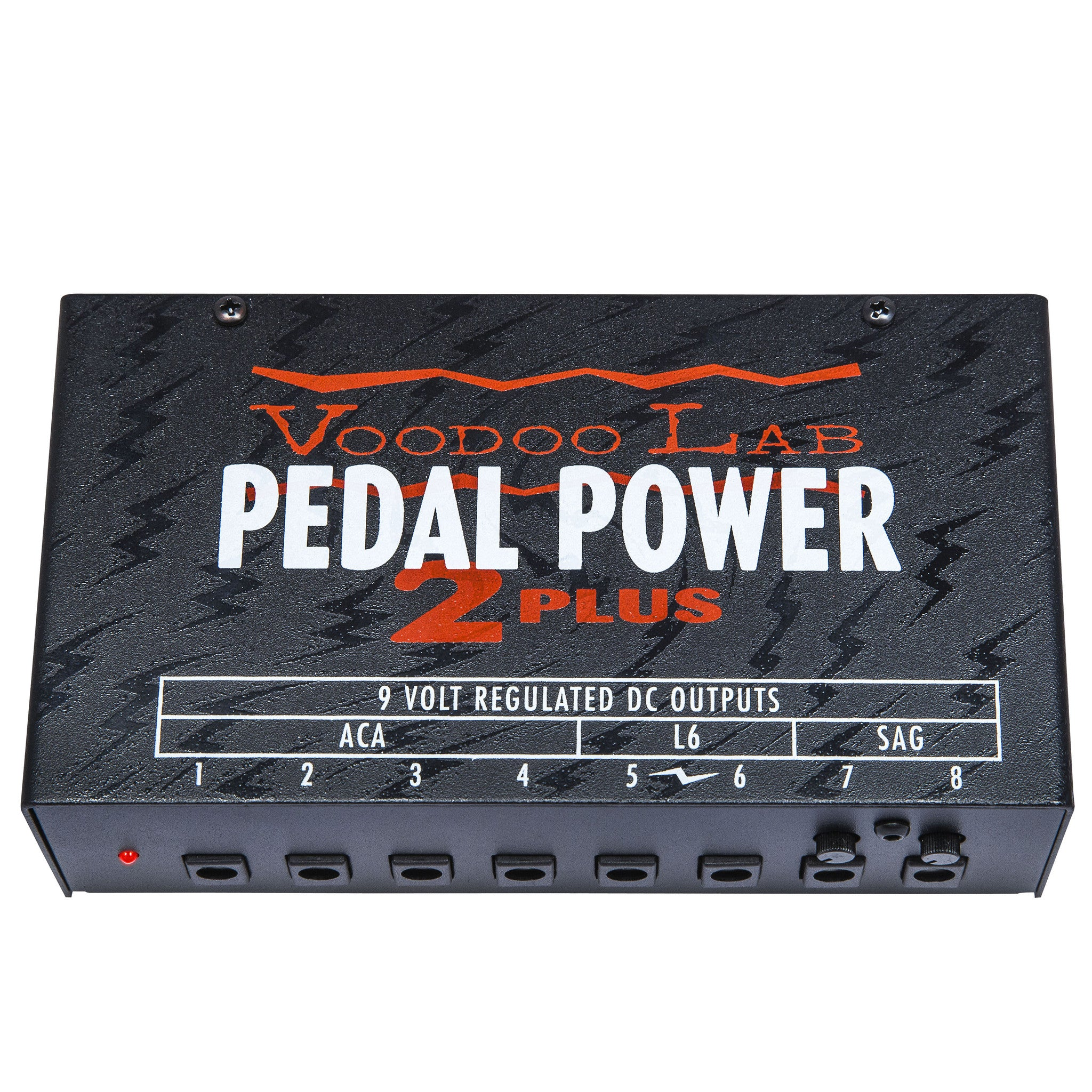 voodoo lab pedal power 2 plus isolated power supply midlothian music. Black Bedroom Furniture Sets. Home Design Ideas