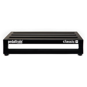 Shop online for Pedaltrain Classic JR Pedal Board w/Soft Case PT-CLJ-SC today. Now available for purchase from Midlothian Music of Orland Park, Illinois, USA