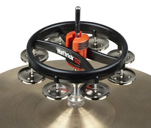 Shop online for Rhythm Tech G2 Hat Trick Hi Hat Tambourine RT7420 today.  Now available for purchase from Midlothian Music of Orland Park, Illinois, USA