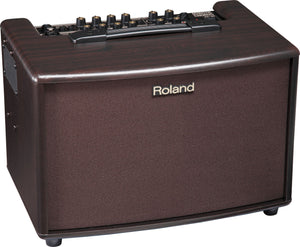 Shop online for Roland AC60RW Acoustic Guitar Amplifier today. Now available for purchase from Midlothian Music of Orland Park, Illinois, USA