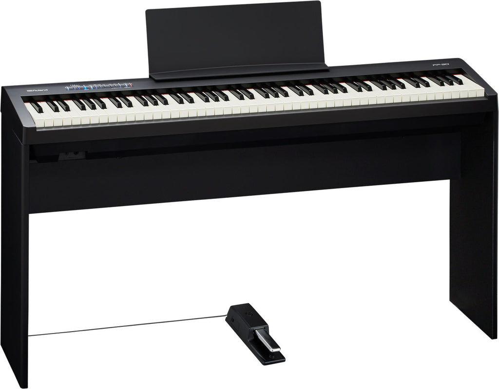 Roland FP30 88 Key Digital Piano Black