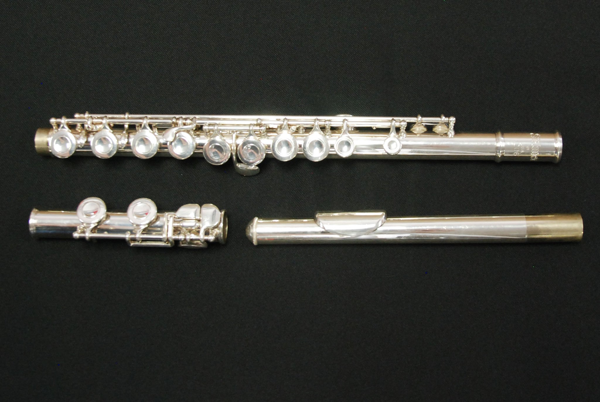Shop online for Selmer 1206 Flute [3785547] today.  Now available for purchase from Midlothian Music of Orland Park, Illinois, USA