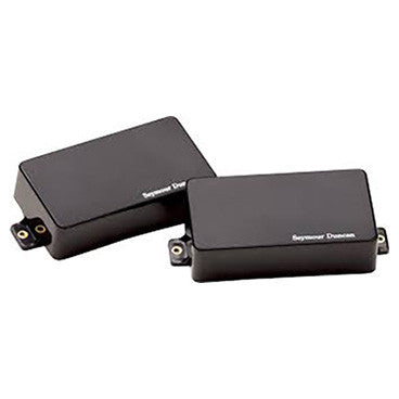 Shop online for Seymour Duncan Blackouts AHB-1s Active Humbucker Pickup Set today. Now available for purchase from Midlothian Music of Orland Park, Illinois, USA