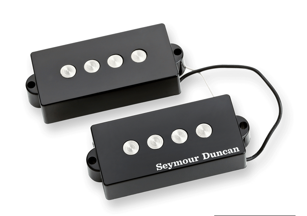 Seymour Duncan SPB-3 Quarterpound P Bass Black