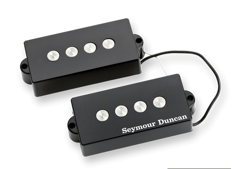 Shop online for Seymour Duncan SPB-3 Quarterpound P Bass Black today.  Now available for purchase from Midlothian Music of Orland Park, Illinois, USA