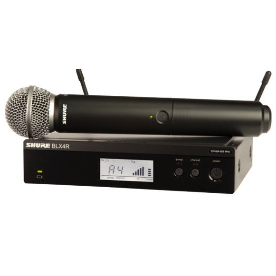 Shop online for Shure PGX24 Beta 58 Wireless mic today.  Now available for purchase from Midlothian Music of Orland Park, Illinois, USA