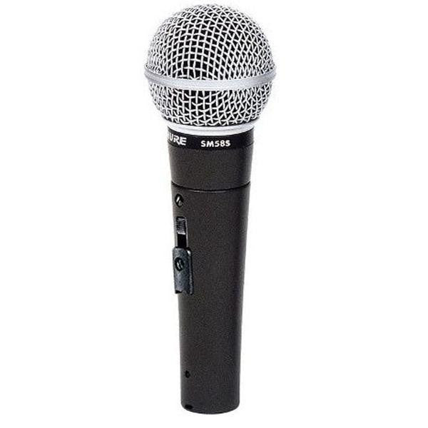 Shure SM58S-U Vocal Performance Microphone W/On-Off Switch