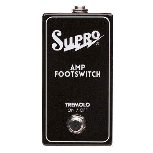 Supro SF1 Tremolo Footswitch
