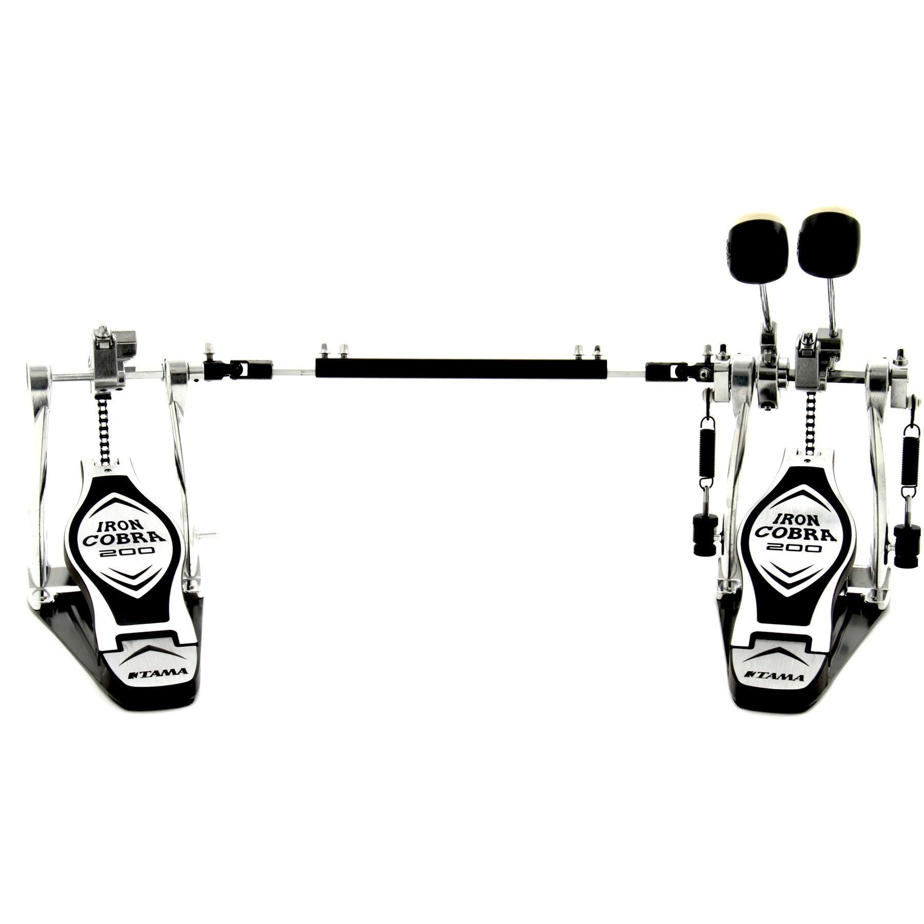 Shop online for Tama HP200PTW Iron Cobra 200 Double Pedal today. Now available for purchase from Midlothian Music of Orland Park, Illinois, USA