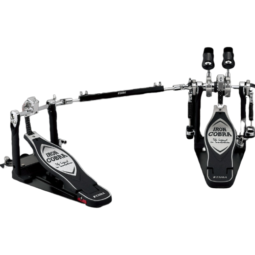 Shop online for Tama Iron Cobra 900 Twin Pedal Power Glide HP900PWN today. Now available for purchase from Midlothian Music of Orland Park, Illinois, USA