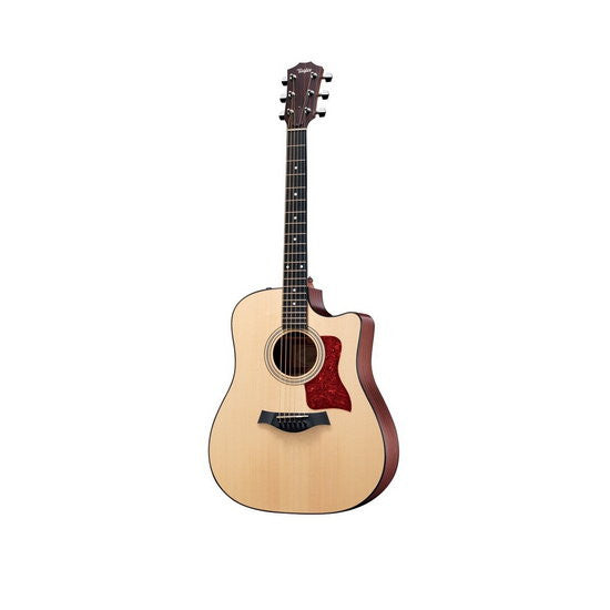 Taylor 310ce Dreadnought Solid Wood Cutaway Acoustic/Electric Guitar Natural