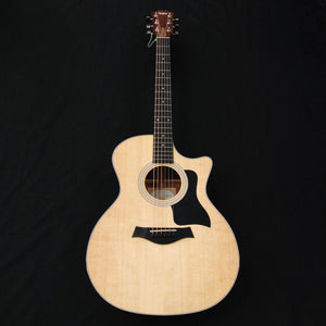 Shop online for Taylor 314ce Grand Auditorium Cutaway Solid Wood Acoustic/Electric Guitar Natural today. Now available for purchase from Midlothian Music of Orland Park, Illinois, USA