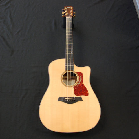 Shop online for Taylor 710CE Acoustic Electric Guitar today.  Now available for purchase from Midlothian Music of Orland Park, Illinois, USA