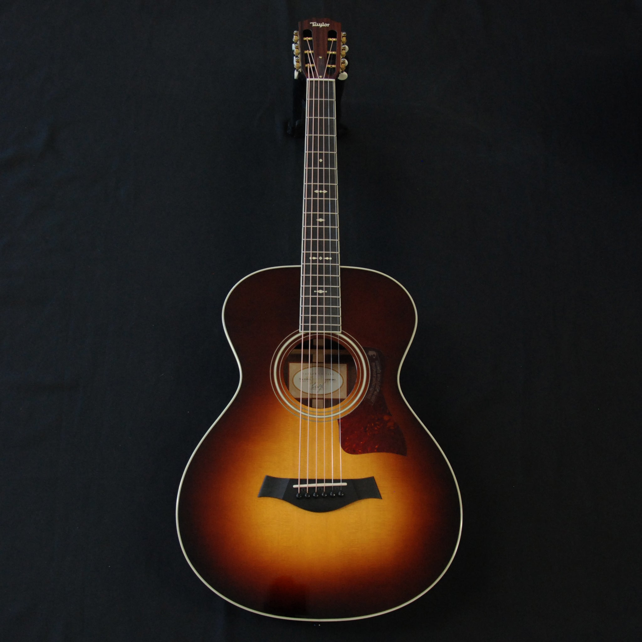 Shop online for Taylor 712E Vintage Sunburst Concert 12 Fret today.  Now available for purchase from Midlothian Music of Orland Park, Illinois, USA