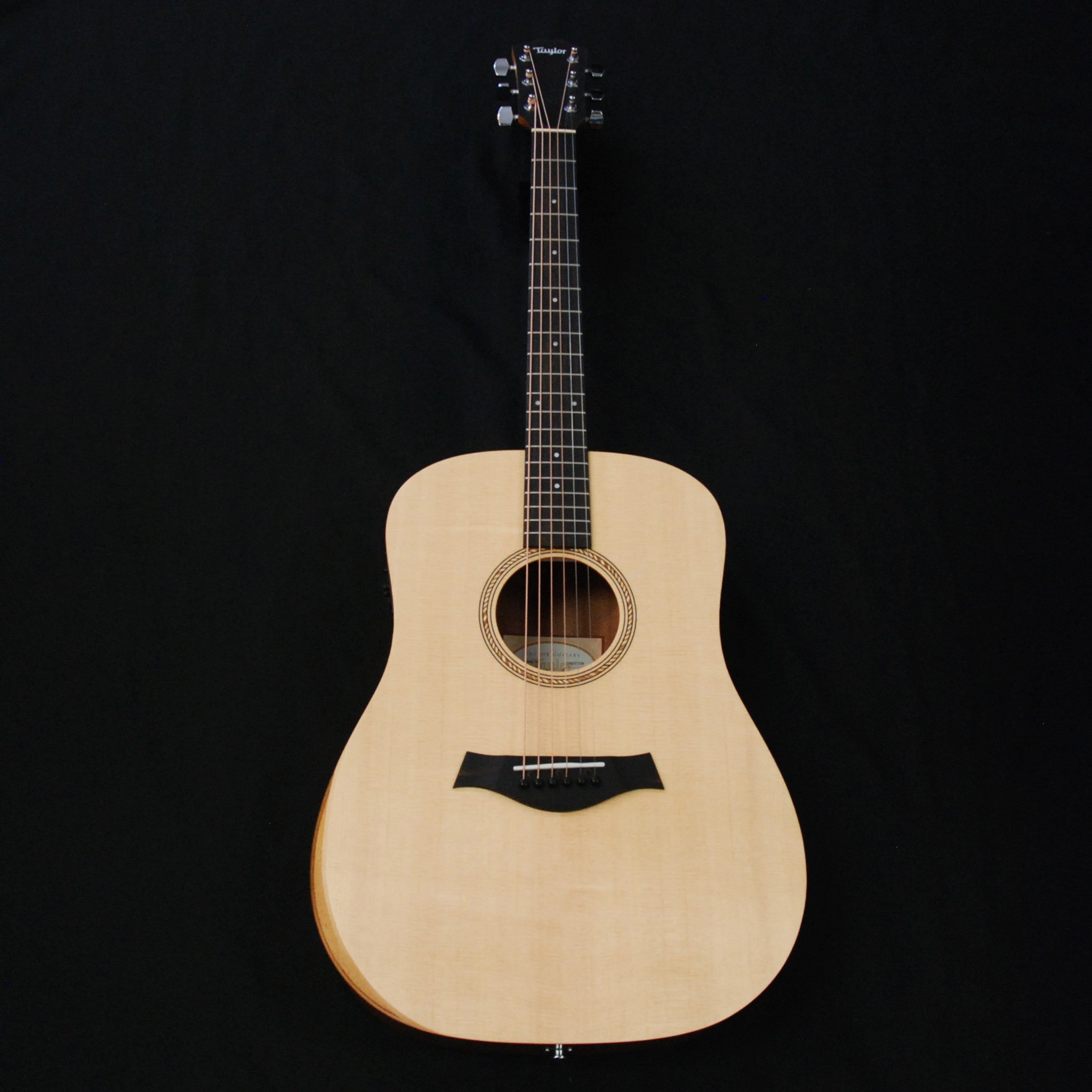 Shop online for Taylor Academy A10e Dreadnought Acoustic/Electric Guitar Natural [F000032016000011000] today.  Now available for purchase from Midlothian Music of Orland Park, Illinois, USA