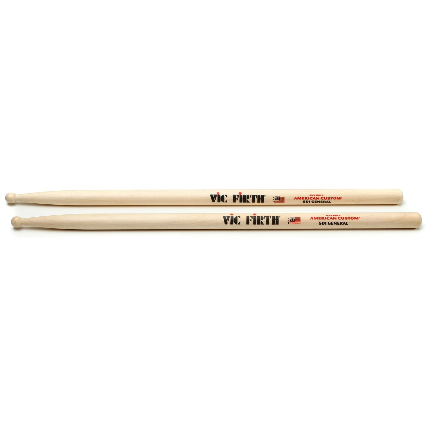 Shop online for Vic Firth SD1 General today.  Now available for purchase from Midlothian Music of Orland Park, Illinois, USA