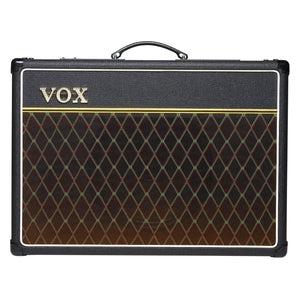 "Shop online for Vox AC15C1 15 watt 1x12"" Combo Amplifier w/Celestion Speaker today.  Now available for purchase from Midlothian Music of Orland Park, Illinois, USA"
