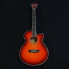 Washburn EA15ITB Electric Mini Jumbo Acoustic Guitar Ice Tea Burst