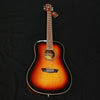 Washburn WD7SATB Dreadnought Acoustic Guitar Tobacco Burst