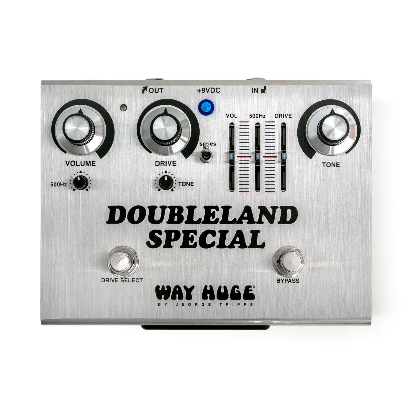 Way Huge Doubleland Special Overdrive Pedal Limited Edition