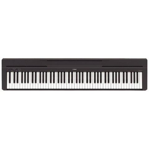 Shop online for Yamaha P-45 88 Weighted Key Digital Piano w/O Stand today. Now available for purchase from Midlothian Music of Orland Park, Illinois, USA