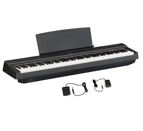 Shop online for Yamaha P-125 88 Weighted Key Digital Piano today.  Now available for purchase from Midlothian Music of Orland Park, Illinois, USA