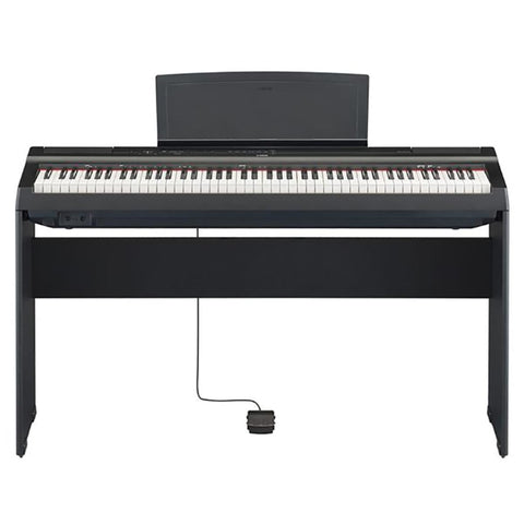 Shop online for Yamaha P-125 88 Weighted Key Digital Piano w/ Matching L125B Stand today. Now available for purchase from Midlothian Music of Orland Park, Illinois, USA