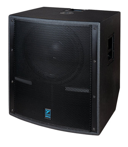 "Shop online for Yorkville LS801P Active 18"" Subwoofer today.  Now available for purchase from Midlothian Music of Orland Park, Illinois, USA"
