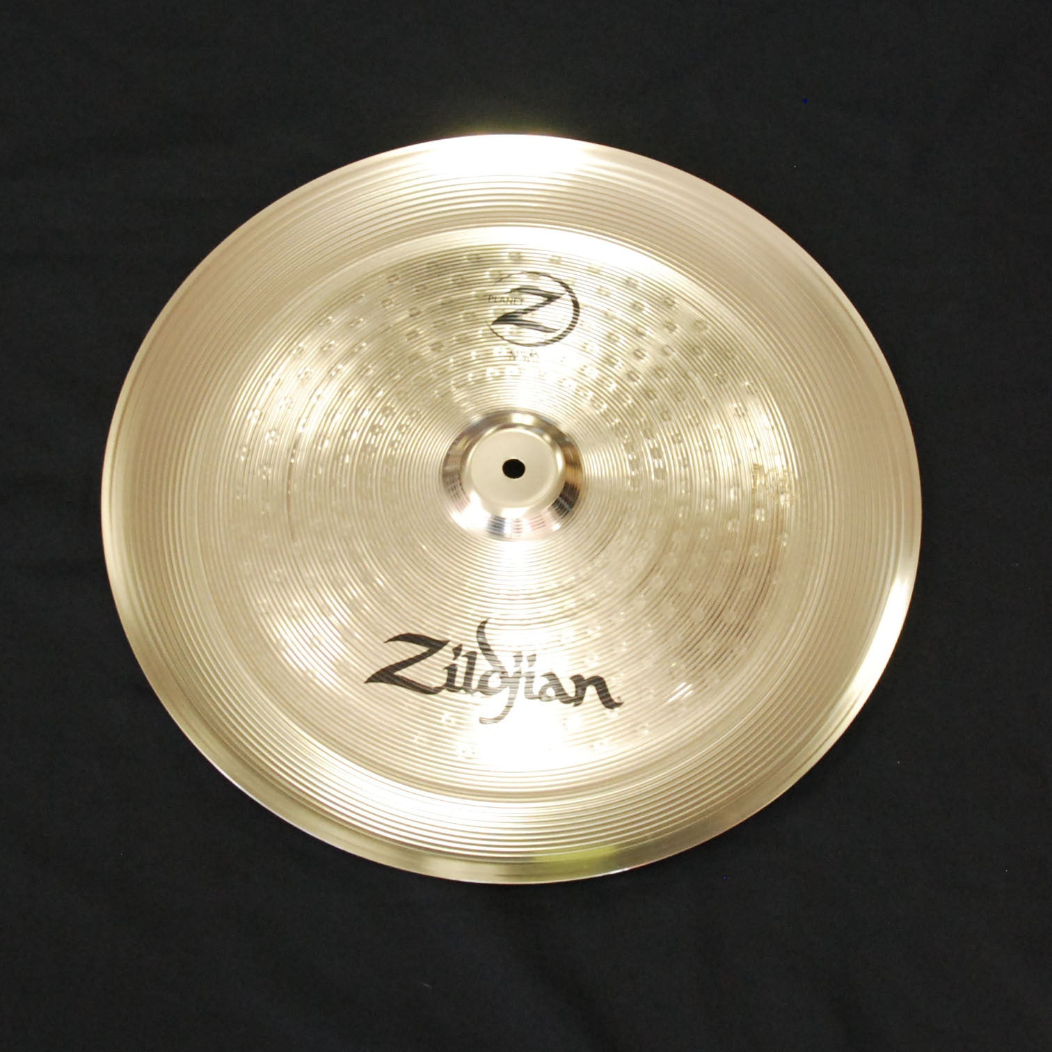 "Shop online for Zildjian Planet Z 18"" China Cymbal PLZ18CH today.  Now available for purchase from Midlothian Music of Orland Park, Illinois, USA"