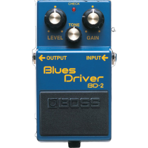 Shop online for Boss BD-2 Blues Driver today.  Now available for purchase from Midlothian Music of Orland Park, Illinois, USA
