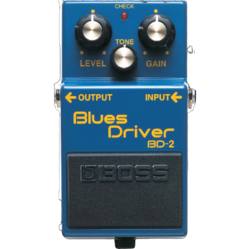 Shop online at Midlothian Music for great [product_vendor] music products like this BOSS BD-2 Blues Driver