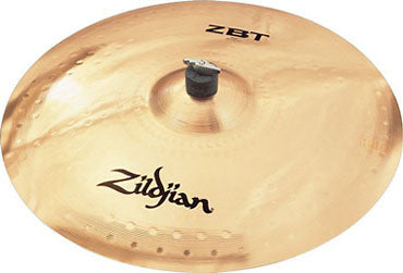 "Shop online for Zildjian ZBT 18"" Crash/Ride Drum Cymbal today. Now available for purchase from Midlothian Music of Orland Park, Illinois, USA"