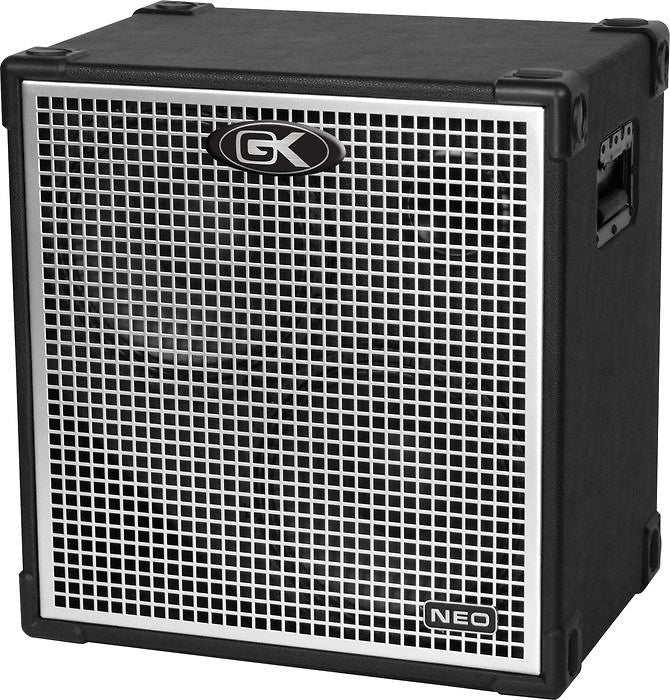 "Shop online for Gallien-Krueger Neo410/4- 800 Watts, 4ohms, 4x10"" Lightweight Bass Cabinet today. Now available for purchase from Midlothian Music of Orland Park, Illinois, USA"