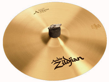 "Zildjian A 16"" Thin Crash Drum Cymbal"